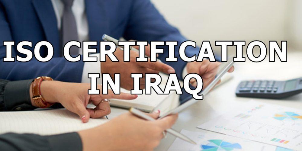 ISO_iraq ISO Certification