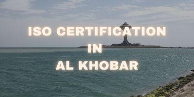 ISO Certification in Al khobar ISO Certification
