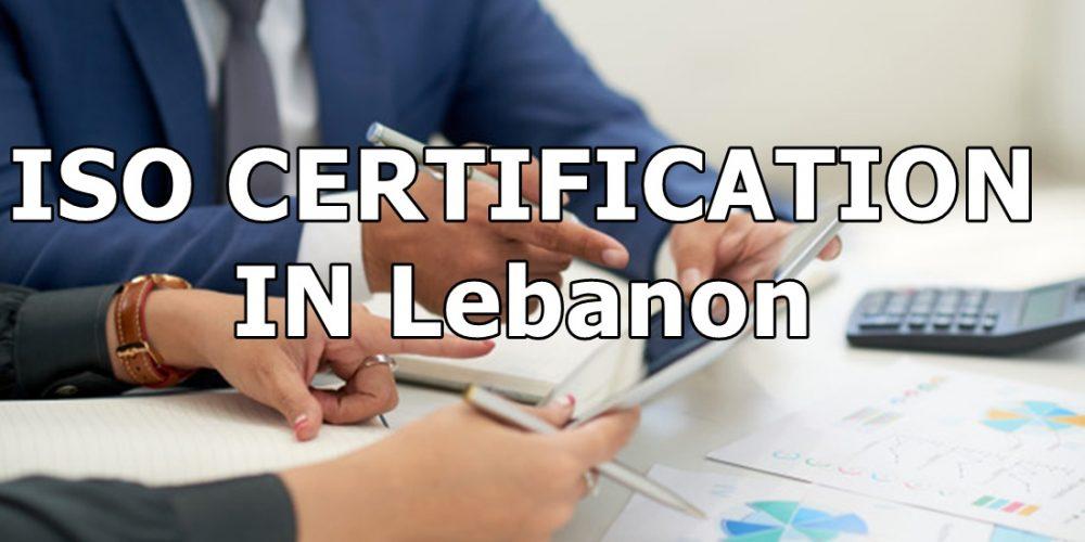 iso_lebanon ISO Certification